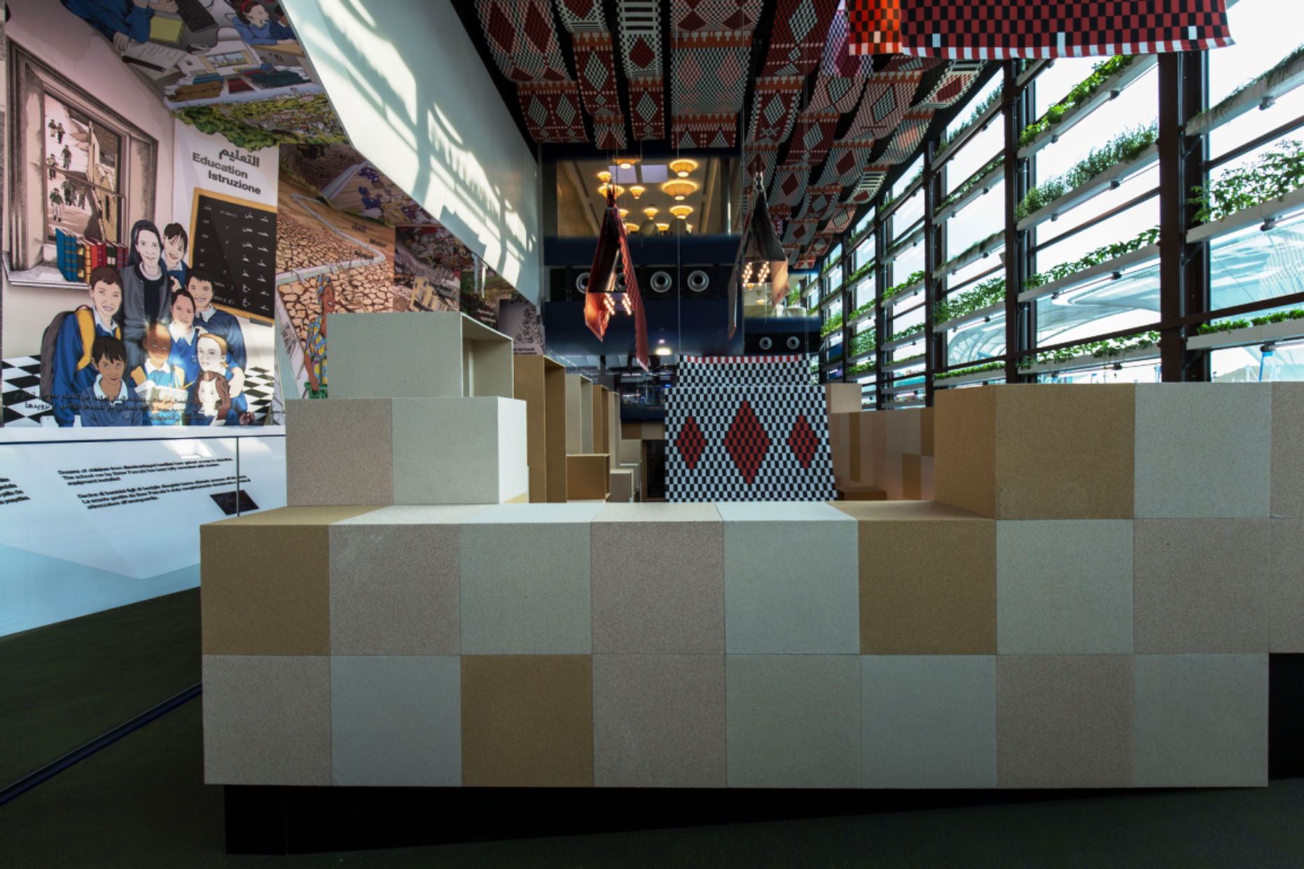Formaligno Interior Design Wooden Legno Wood Working