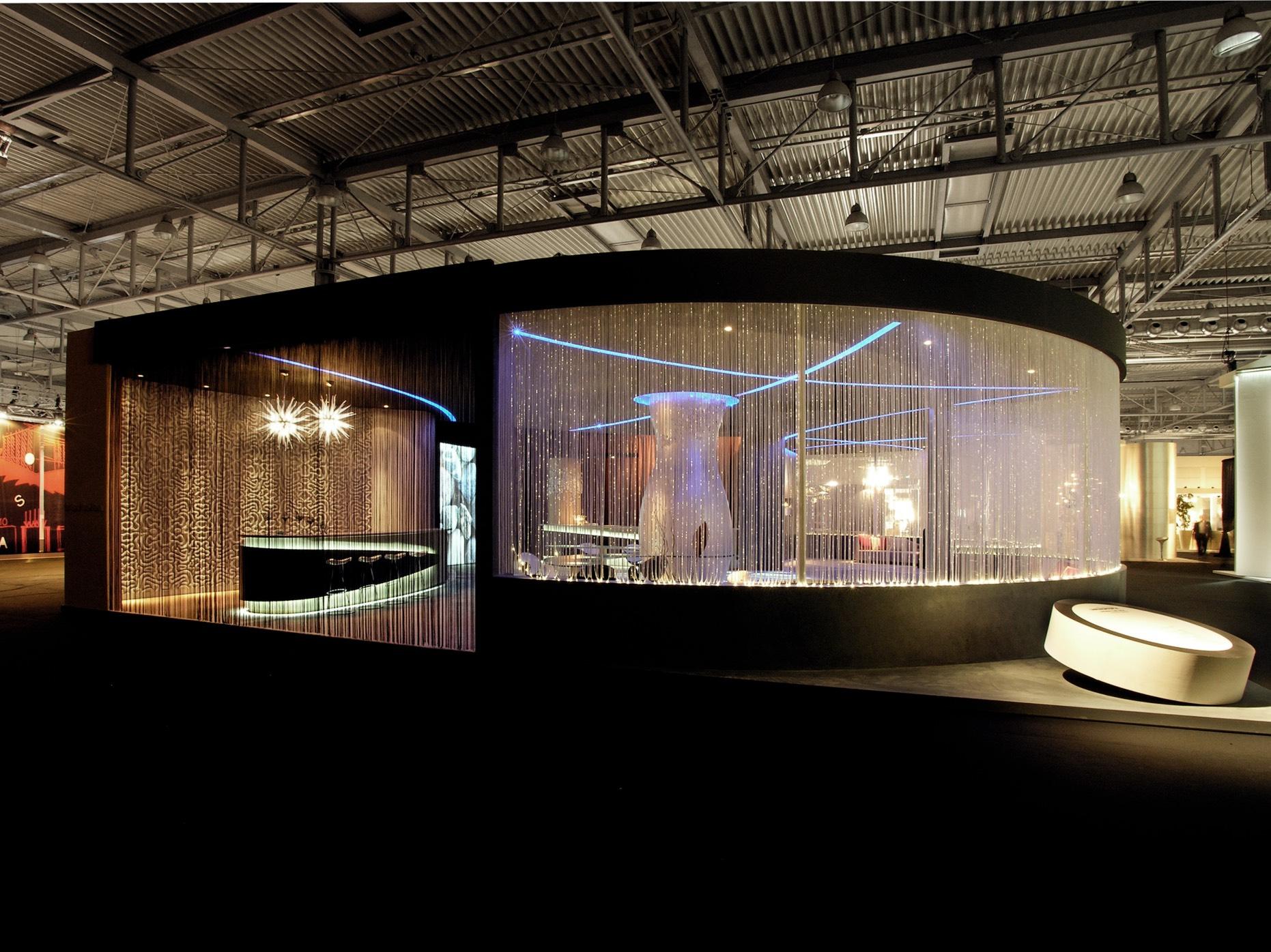 Formaligno interior design wooden legno exhibition and - Interior design verona ...