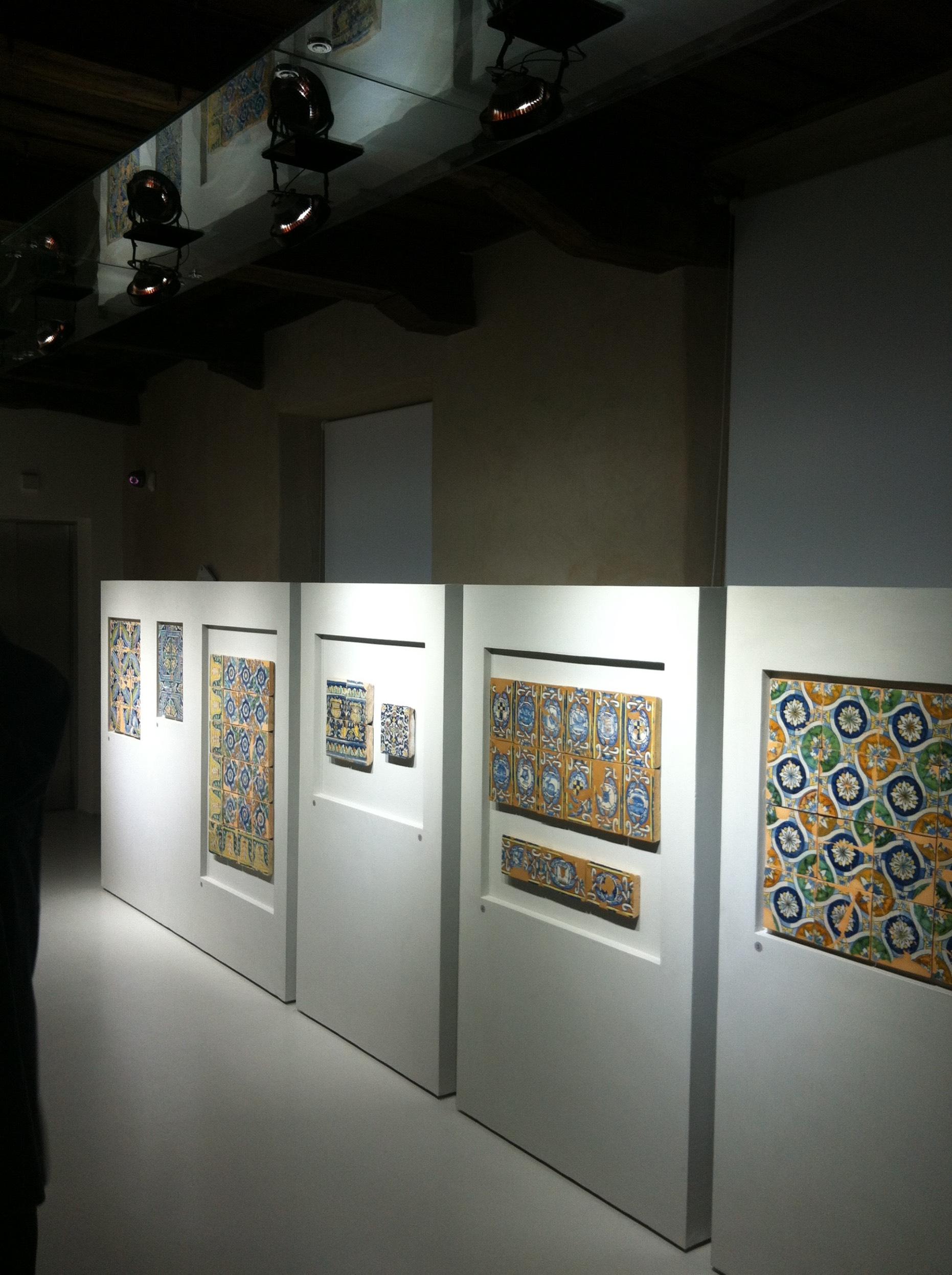 HICONTRACT_INTERIOR_DESIGN_WOODEN_LEGNO_WOOD-WORKING_FURNITURE_MUSEUM_EXHIBITION_FONDAZIONE-DE-MARI_CERAMIC-MUSEUM_SAVONA_ITALIA_2014_02